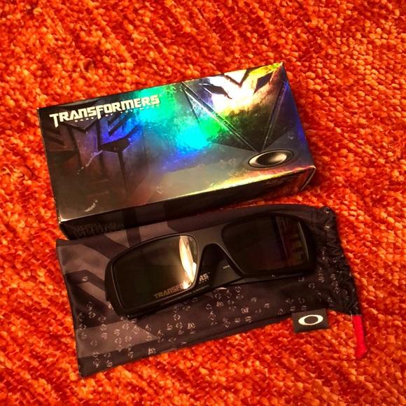 df52a041a75608 Oakley Accessories   Ld Transformers 3d Gascan Matteblk   Poshmark